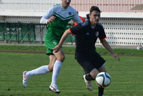 Topoľčany doma prehrali gólom z penalty.