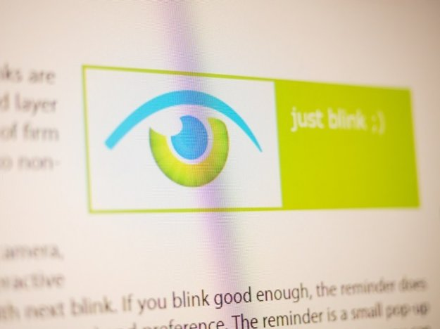 Aplikácia vie rozoznať, či ste žmurkali