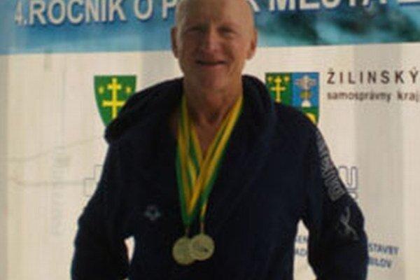 Igor Vestenický.