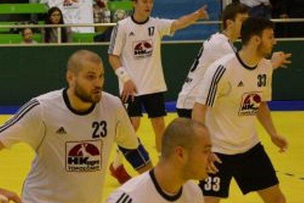 Hádzanári v poslednom zápase v roku 2015 vyhrali vonku o jeden gól.