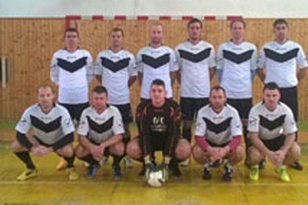 FC Štompárka - víťaz turnaja.