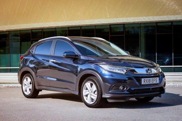 Modernizovaná športovo-úžitková Honda HR-V modelového roku 2019 sa vyznačuje malými úpravami exteriéru a pri uvedení na trh v októbri sa bude dodávať s 1,5-litrovým motorom výkonu 96 kW.