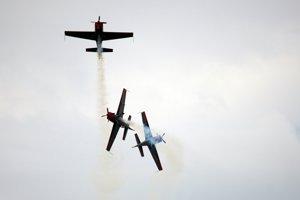 Na oblohe sa predstavia legendy prúdovej éry, majstrovské dielo československých konštruktérov L-29 Delfín a MiG-15.