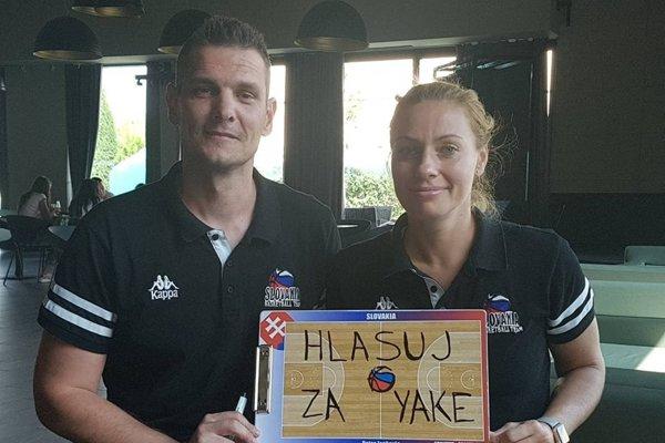 Bývalý kouč Good Angels Peter Jankovič aj nová trénerka Young Angels Zuzana Žirková už vychovávajú mladé basketbalistky.