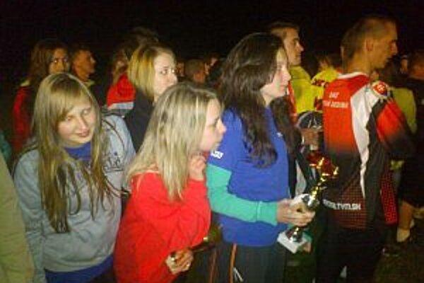 Nosičania získali prvý pohár v sezóne.