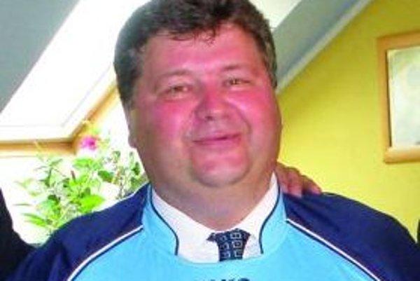 Juraj Soboňa - predseda klubu.