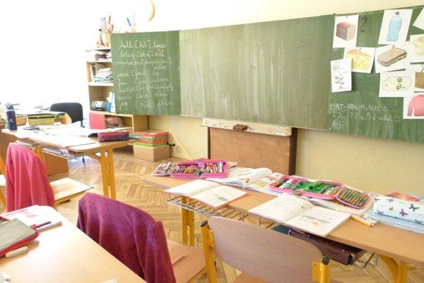 Nultý ročník otvorili v Leviciach prvý raz pred dvomi rokmi. Teraz je trieda pre dvanásť žiakov zriadená v ZŠ na Vinohradoch.