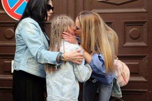 Takto sa zvítala s najmladšou dcérou a mamou.