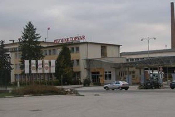 V areáli Topvaru zostane administratíva a distribučné centrum.