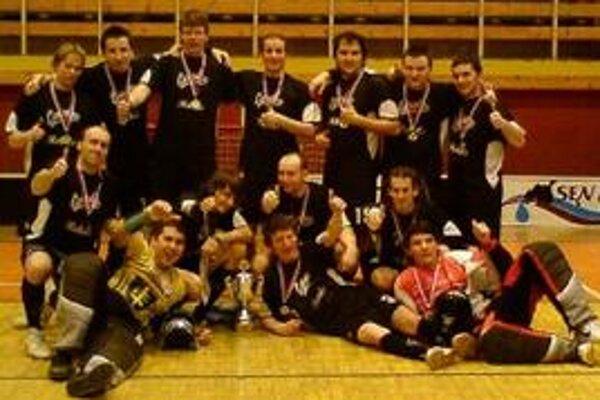 Topoľčany vyhrali III. ligu.