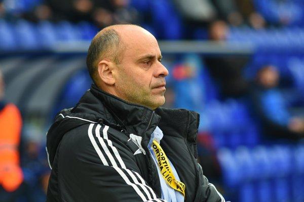 Miroslav Jantek vlani viedol Prešov, teraz sa proti nemu postaví ako tréner súpera.