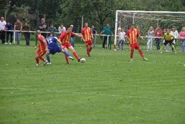 Krtovce vyhrali nad Oponicami 3:0.
