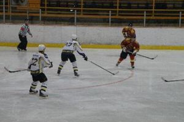 Hokejisti už druhý týždeň trénujú pod vedení Juraja Pažického.