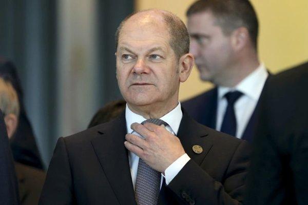Nemecký minister financií Olaf Scholz.
