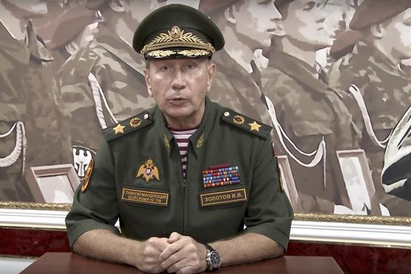 Viktor Zolotov.