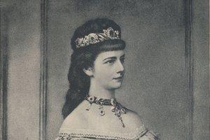 Uhorská kráľovná Alžbeta.