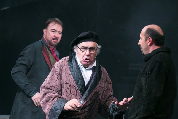 František Balún v Pucciniho Bohéme v roku 2016.