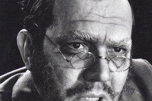 V opere Mister Scrooge v roku 1984.
