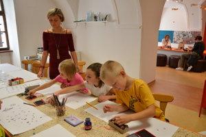 Súčasťou výstavy Bienále fantázie budú aj tvorivé dielne.