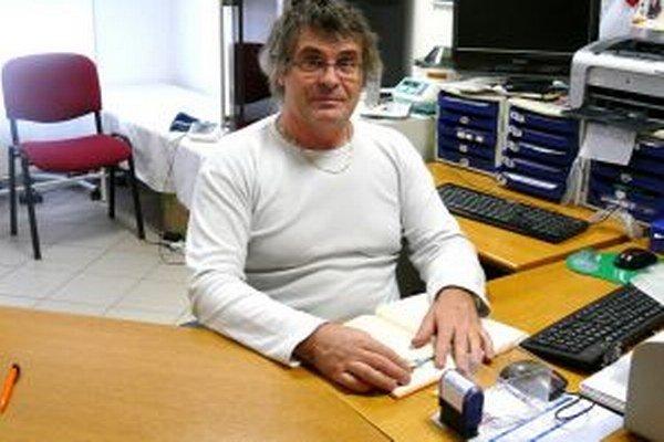 Slavomír Šuch, súkromný lekár - poslanec MsZ v Martine za Smer - SD.