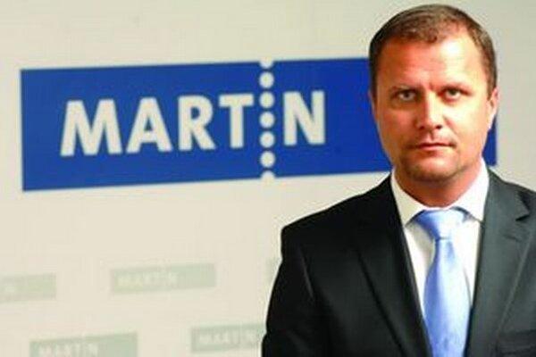 Primátor Andrej Hrnčiar zdôrazňuje, že Martinčania potrebujú pomoc od štátu.