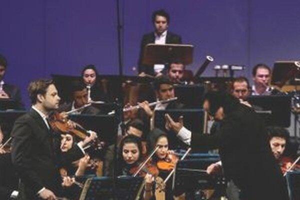 Dalibor Karvay v Teheráne.