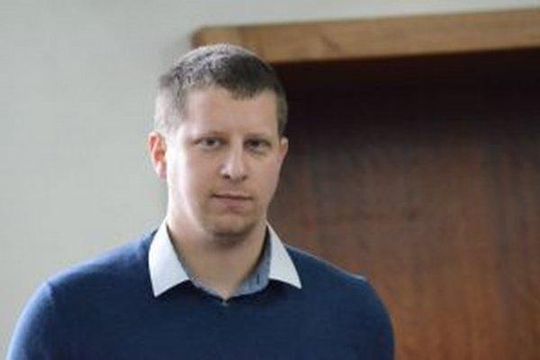 Stanislav Thomka, budúci konateľ TV Turiec.