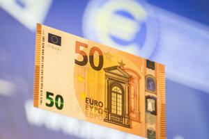 Bankovku v hodnote 50 eur predstavili 5. júla 2016.