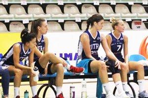 Basketbalistky Nitry si merali sily s ďalším súperom z maďarskej ligy. Opäť ťahali za kratší koniec.