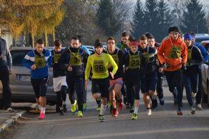 Bežci v regióne Šariša.