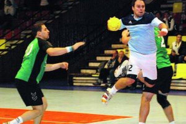 Strhol kolektív. Ladislav Bíro odohral skvelý zápas. Patril k najlepším na ihrisku.