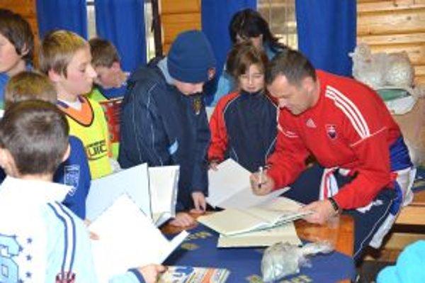 Dušan Tittel by rád podporil futbalové nádeje z Turca aj v budúcnosti.