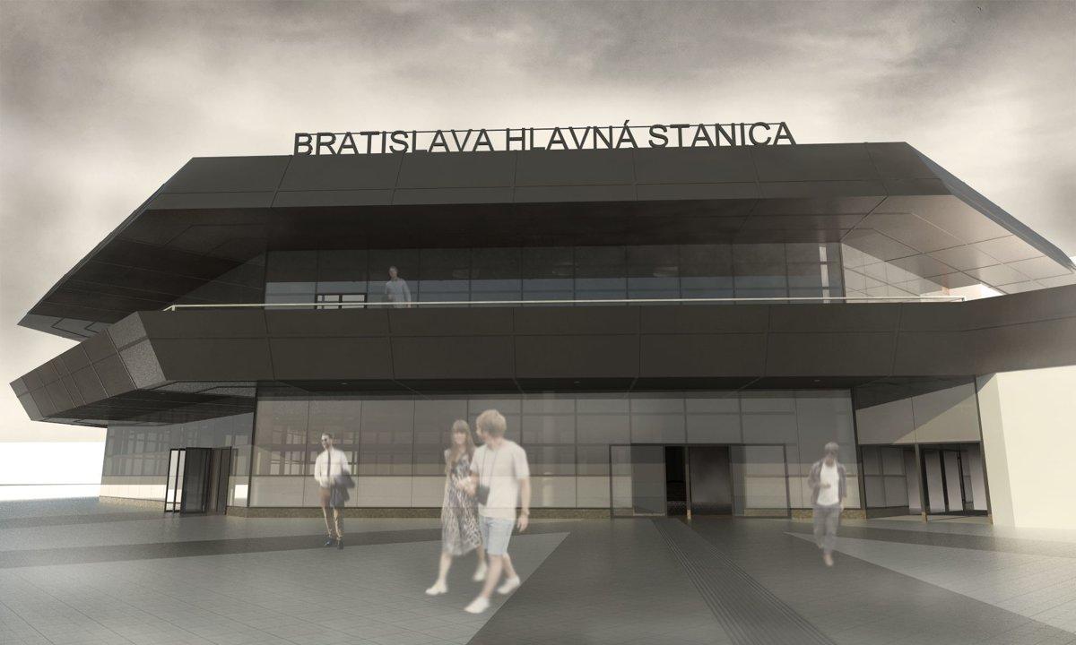 fd5335a0d6 FOTO  Ako sa menila Hlavná stanica v Bratislave - Bratislava SME