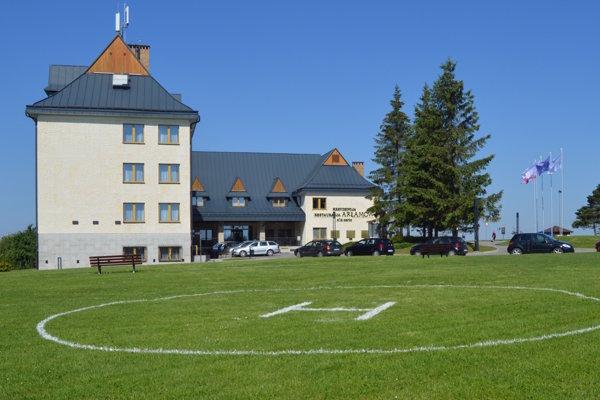 Hotelový komplex Arłlamów