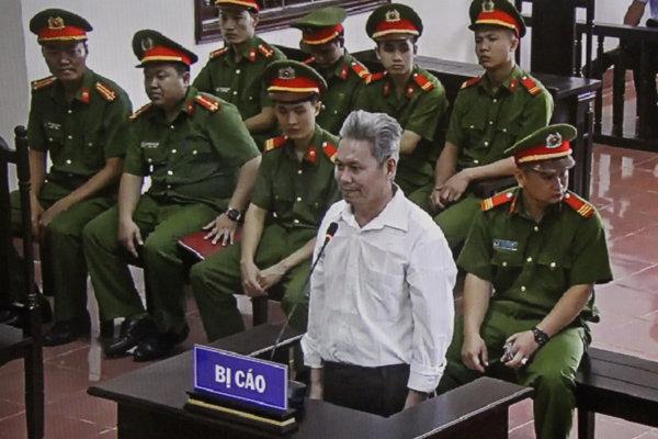 Učiteľa vo Vietname odsúdili za pokus o zvrhnutie vlády