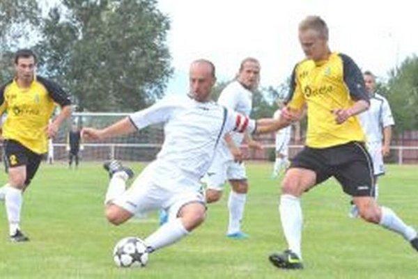 Ľubomír Horváth úvodným gólom otvoril Diviakom cestu k víťazstvu.