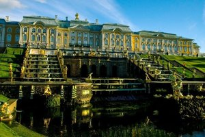 Rusko, Petrohrad.