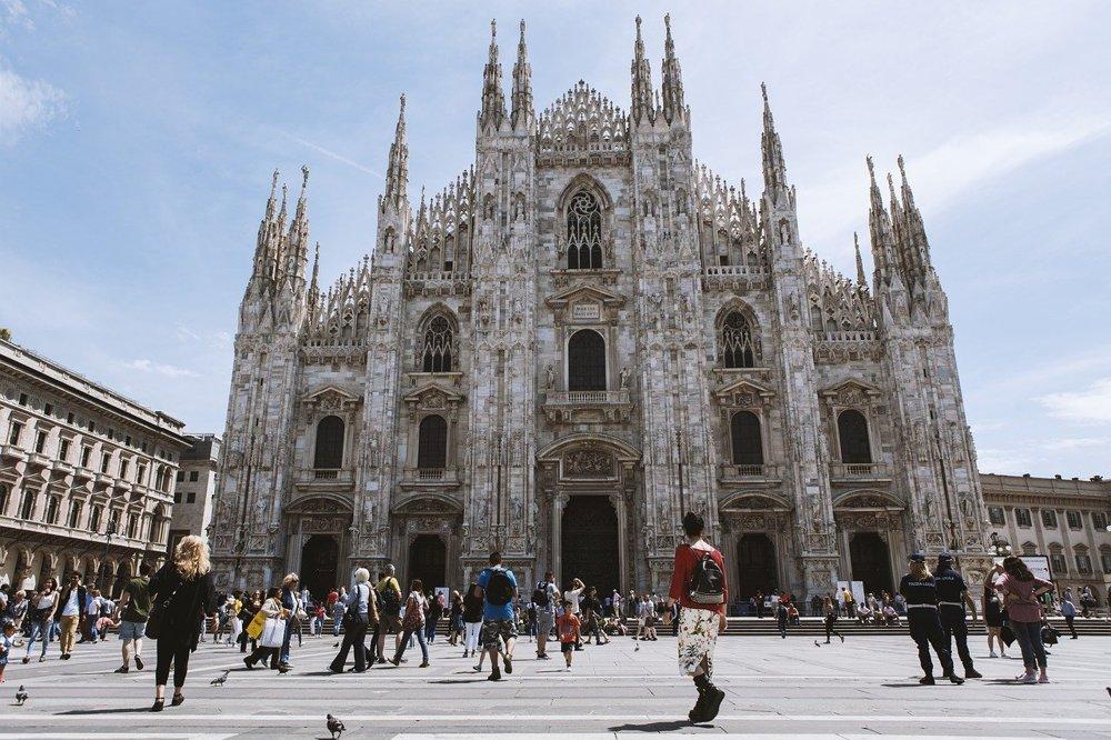 Taliansko, Miláno.