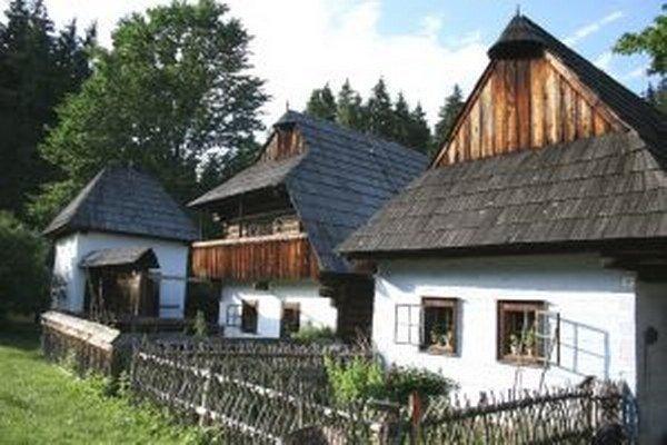 Múzeum slovenskej dediny v martinských Jahodníckych hájoch je aj miestnom monotematických podujatí.