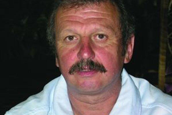 Jaroslav Fidrik, majiteľ Aquy Turčianske Teplice