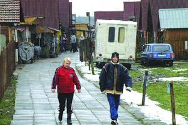 V kempe v súčasnosti žije 47 bezdomovcov.