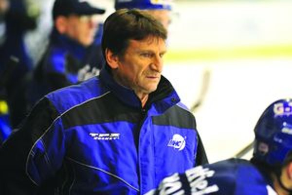 Ladislav Spišiak, tréner MHC Mountfield Martin.