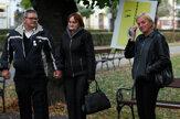Výstava v Spišskej Novej Vsi reflektuje vraždu Jána Kuciaka a jeho snúbenice