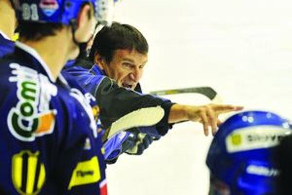 Ladislav Spišiak vie, že sa hrá v Martine o všetko. Ak nebude play off. môže byť ešte horšie ako je dnes.