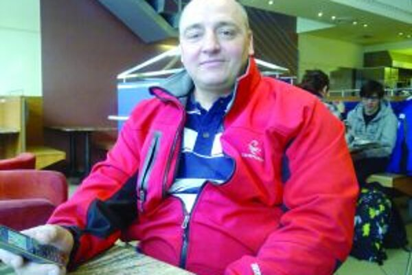 Majster Slovenska. Peter Štefanides chce prekročiť svoj rekord a vytlačiť na majstrovstvách sveta 170 kg.