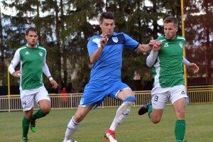 Milan Vajagič síce strelil dva góly, ale na bodový zisk to nestačilo.