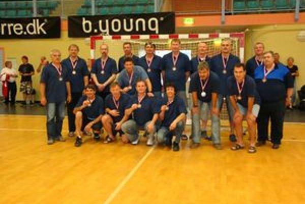 Veteráni MHK Martin opäť získali cennú európsku medailu.