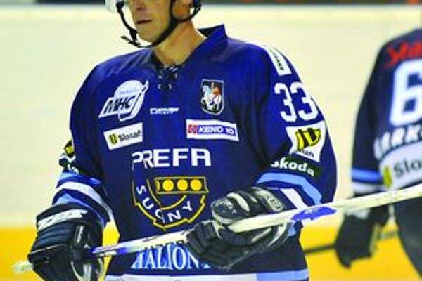 Vydarený návrat. Michal Beran bude predsa len v novej sezóne obliekať martinský dres.
