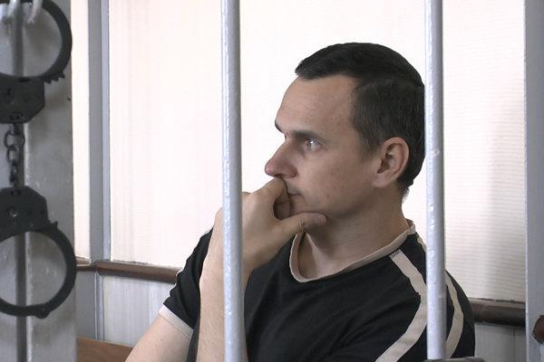 My sme Oleg Sencov - akcia v Tabačke.