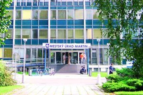 Mestský úrad v Martine získal na vzdelávanie vlastných zamestnancov tisíce eur.